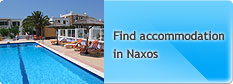 Accommodation in Naxos